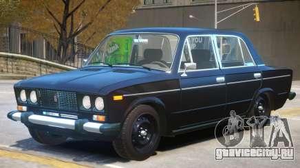 VAZ 2106 V1 для GTA 4