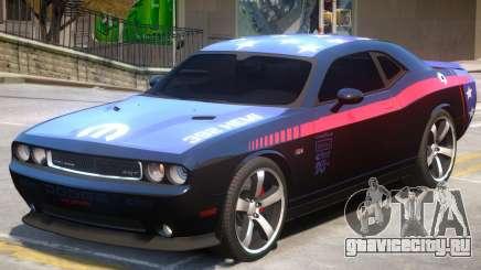 Challenger SRT8 PJ2 для GTA 4