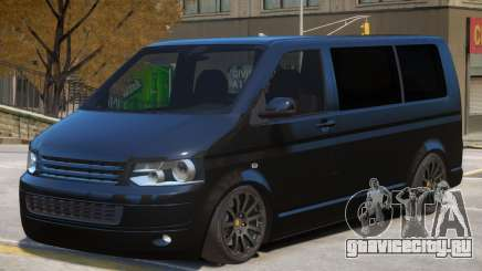 Volkswagen Transporter V1 для GTA 4