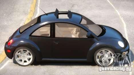 Volkswagen New Beetle V1 для GTA 4