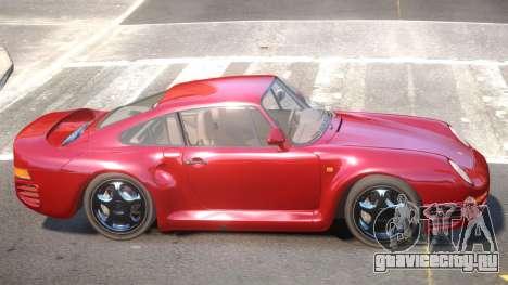 Porsche 959 V1 для GTA 4