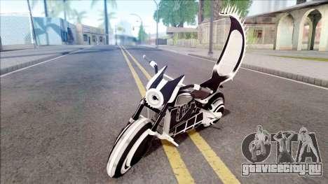GTA Online Arena Wars Future Shock Deathbike v2 для GTA San Andreas