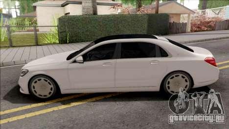 Mercedes-Maybach S650 для GTA San Andreas