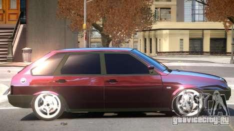 VAZ 2109 V1 для GTA 4