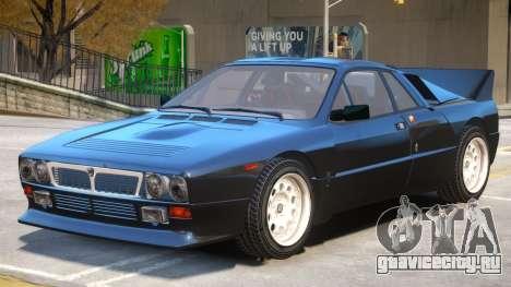 Lancia 037 V1.2 для GTA 4
