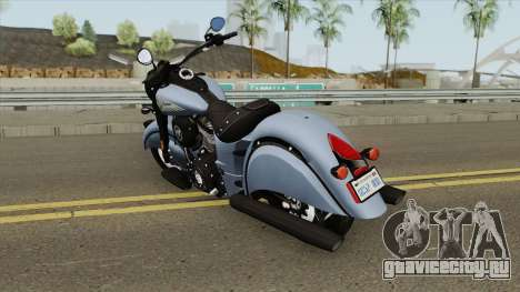 Indian Chief Dark Horse 2019 (V2) для GTA San Andreas