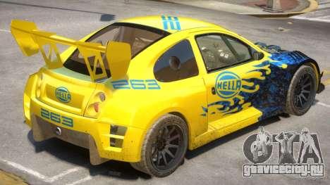 Colin McRae Drift V1 PJ4 для GTA 4