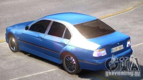 BMW E39 525i V1 для GTA 4