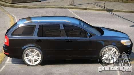 Skoda Octavia V1 для GTA 4