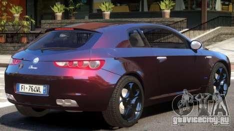 Alfa Romeo Brera V1 для GTA 4