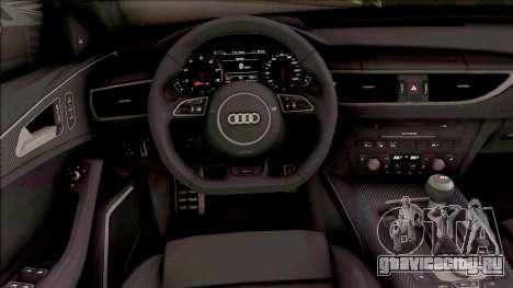 Audi RS6 2015 DTM Gumball 3000 для GTA San Andreas
