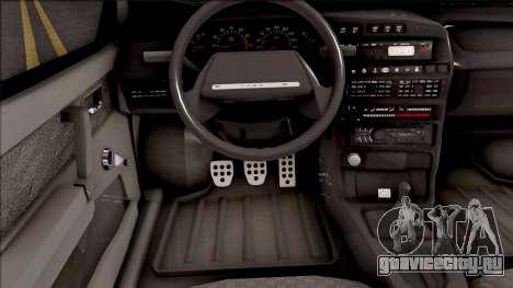 Lada Samara 1989 Blyatmobile для GTA San Andreas