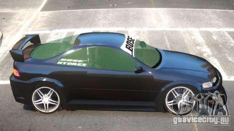 Honda Integra V1.1 для GTA 4