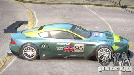 Aston Martin DBR9 V1 PJ для GTA 4