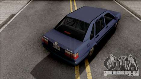 Volkswagen Santana 2000 Mi Comum для GTA San Andreas