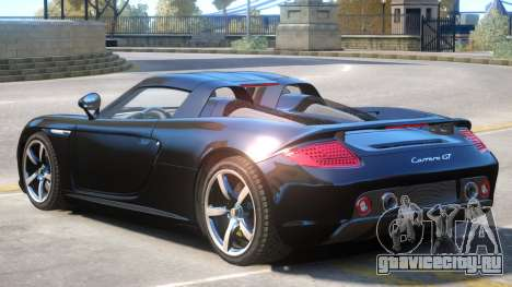 Porsche Carrera V1.2 для GTA 4
