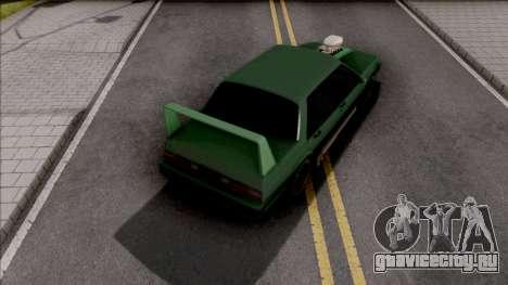 GTA IV Willard Custom для GTA San Andreas