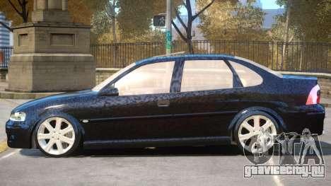 Chevrolet Vectra V1 для GTA 4