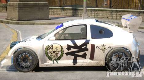 Colin McRae Drift V1 PJ2 для GTA 4