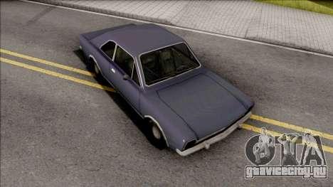 Ford Corcel 1977 Improved для GTA San Andreas