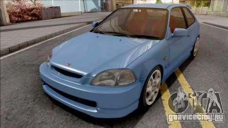 Honda Civic Type R 2000 для GTA San Andreas