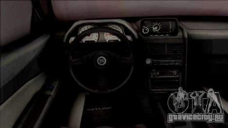 Nissan Skyline GT-R Tuning Bodykit для GTA San Andreas