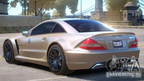Mercedes SL65 AMG BS для GTA 4
