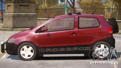 Volkswagen Fox V1 для GTA 4