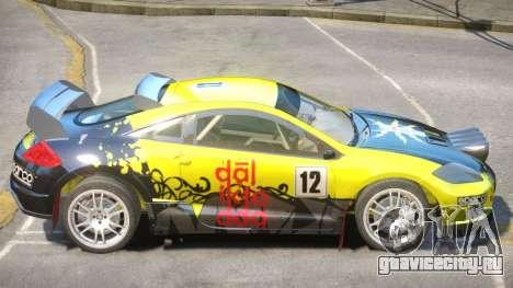 Mitsubishi Eclipse Rally PJ6 для GTA 4