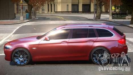 BMW 525i V1 для GTA 4