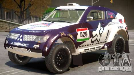 Mitsubishi Montero V1 PJ2 для GTA 4