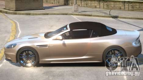 Aston Martin Volante V1.2 для GTA 4