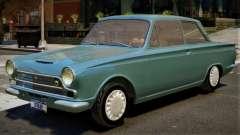 1963 Lotus Cortina V1 для GTA 4