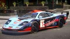 McLaren F1 V1.1 PJ3 для GTA 4