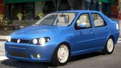 Fiat Albea V1 для GTA 4