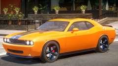 Dodge Challenger SRT8 V1.0 для GTA 4