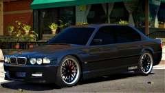 BMW 750i E38 V1 для GTA 4