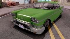 GTA V Declasse Tornado Green для GTA San Andreas