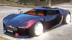 Citroen GT Custom для GTA 4