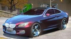 BMW M6 F12 V1 для GTA 4