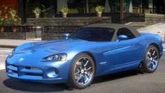 Dodge Viper SRT Y03 для GTA 4