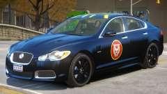 Jaguar XFR V1 PJ2 для GTA 4