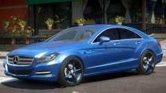 Mercedes CLS 350 V1 для GTA 4