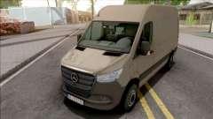 Mercedes-Benz Sprinter 2019 для GTA San Andreas