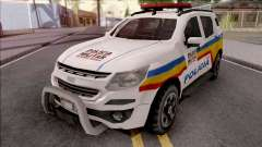 Chevrolet TrailBlazer 2017 PMMG для GTA San Andreas