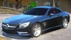 Mercedes SL350 V1 для GTA 4