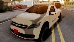 Volkswagen Saveiro G5 Funeraria для GTA San Andreas