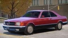 1987 Mercedes W126 R2 для GTA 4