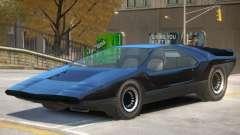 Alfa Romeo Carabo V1 для GTA 4