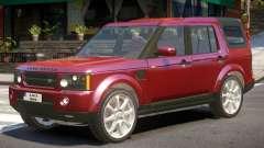 Land Rover Discovery 4 для GTA 4